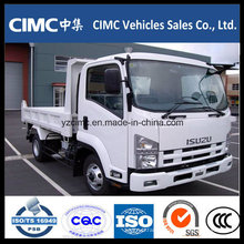 Isuzu 600p Series 8 Ton Light Dump Truck