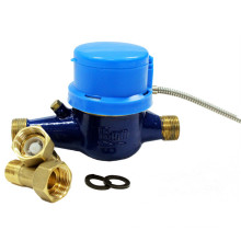 Wired Valve Control Water Meter for AMR System