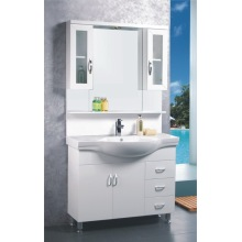 MDF White Bathroom Furniture (C-6310)