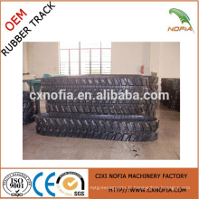 Engineering Rubber Track (400 * 72 * 5Y)