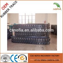 Engineering Rubber Track(400*72*5Y)