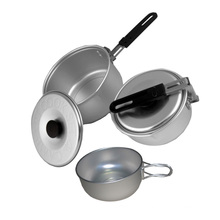 Outdoor Cooker Set Camping Cookware Set