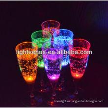 Китай Manufactuer шампанское стекло украшения