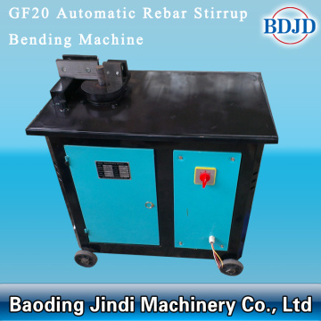 Rebar Karbon Steel Bar Stirrup Lending Machine