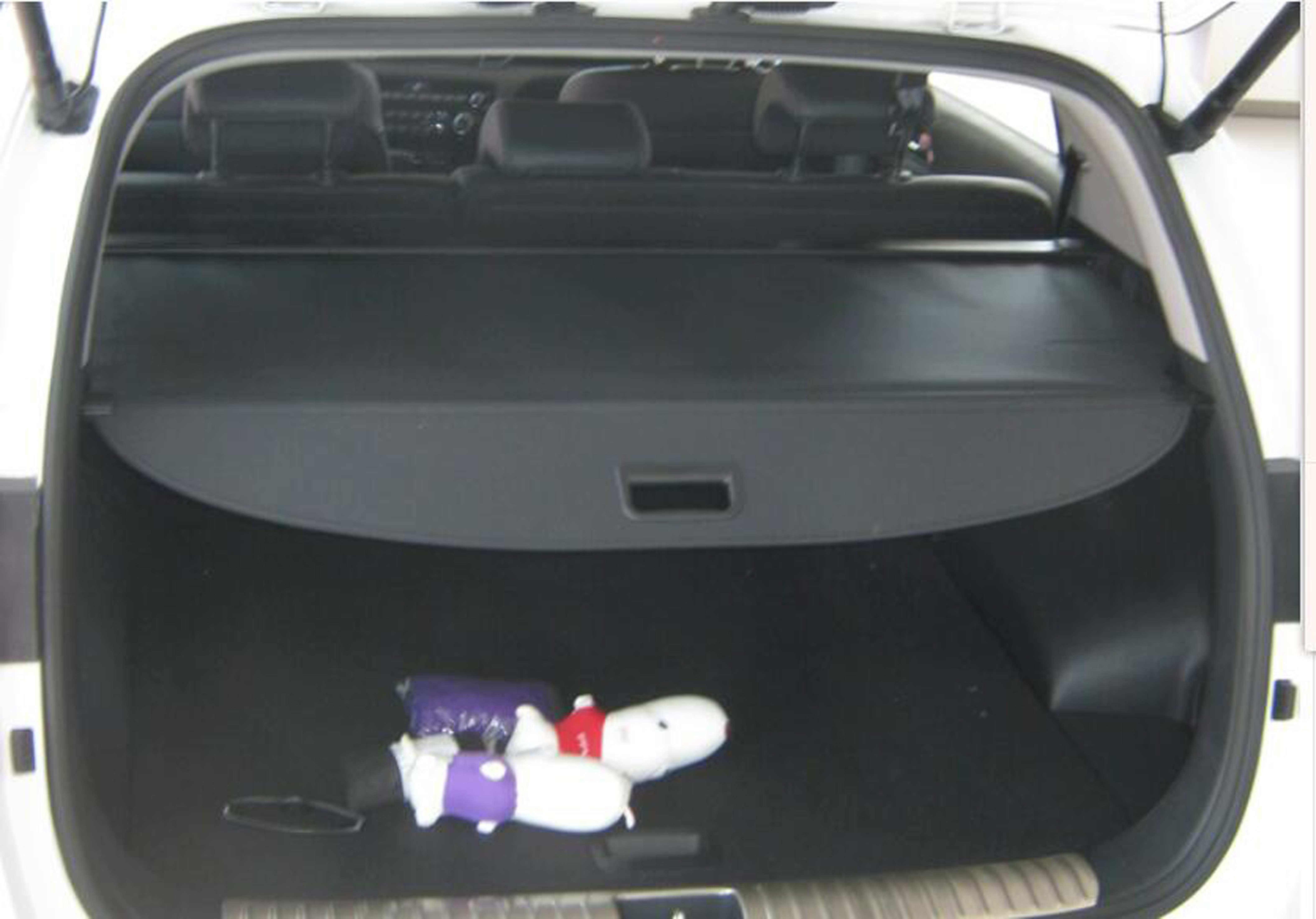 Parcel Shelf Luggage Cover
