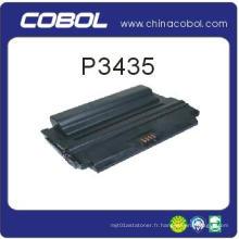 Cartouche de toner compatible avec imprimante laser P3435 pour Fujixerox P3435D / P3435ND