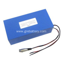 Recharge D lithium batterries 36V 4.4Ah for electronics