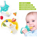 Mangeoire en silicone de fruits frais sans BPA