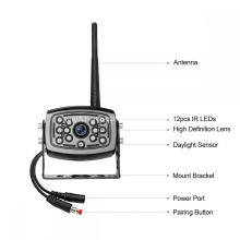 Wireless Digital Backup Camera Monitor System 7inch