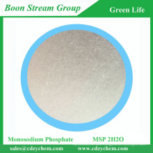 Monosodium Phosphate / MSP 98%min with price from manufacturer