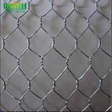 Carbon+steel+Galvanized+Gabion+Box+mesh