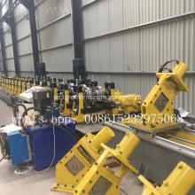Omega Profil Roll Forming Machine