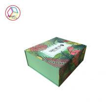 Caja de regalo de embalaje de papel personalizado de alta calidad