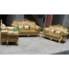 Classic Fabric Sofa for Living Room Furniture (D929K)