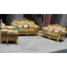 Классический ткань диван для гостиной мебели (D929K)