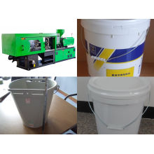 Máquinas de moldagem por injeção de balde