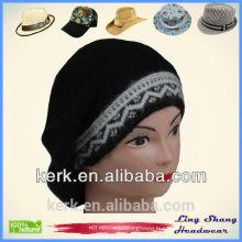 Bonnets de hip-hop Bonnet tricoté / Bonnets personnalisés / Bonnet tricoté d'hiver