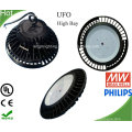 UL aprovado luzes LED UFO alta Baía de 150W