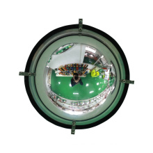 KL Clear Hemisphere Ball Mirror With Large Angle for Safety  Convex Mirror, An-ti theft Mirror/