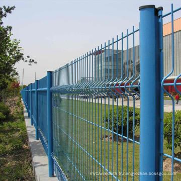 Clôture en gros de treillis métallique en acier de la Chine (WWMF)