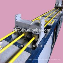 máquina pultruded para perfil de FRP linha de produção de tubos GRP / FRP
