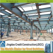 ISO9001: 2008, CE & BV zertifizierte vorgefertigte Stahlstruktur Lager