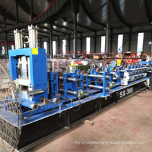 c z steel purlin roll forming machine