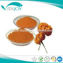 Suspensión natural pura del aceite de luteína de la venta caliente 10% / 20% SAF Extraído de Maravilla para la salud del ojo para el vegetariano
