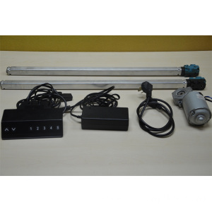 Linear rotary actuator for Ergonomic office table