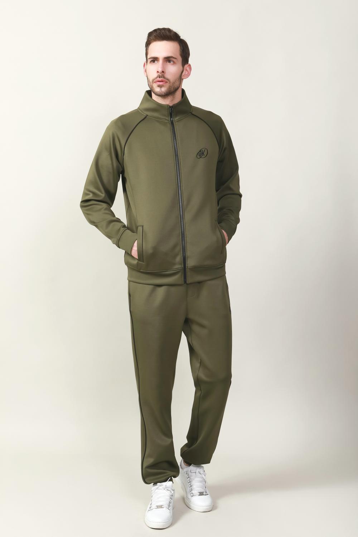 Men's interlock fabric jkt