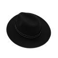 Floppy women winter hat wool felt hat cap