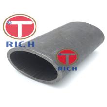 Tuyau de structure en tubes d'acier elliptique