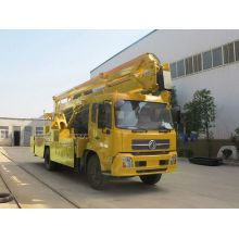 Chinese terex boom lift bucket truck for sale