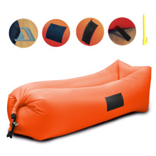 Dual Beam Lighter Arc Inflatable Lounger