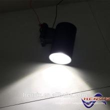 IP65 applique murale de couloir extérieur, haut et bas lampe de lumière murale, applique murale extérieure