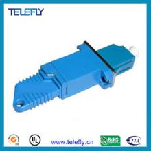 E2000-LC adaptador de fibra óptica híbrido