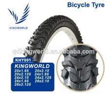 Venda quente Bmx pneus 26 * 2.10 no mercado da América