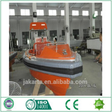 convenient maintenance Glass Steel Material open lifeboat price from China suppliers
