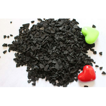 Gold Extracting Coconut Shell Based Activated Carbon