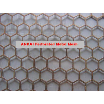 Anping Factory High Quality Perforated Metal