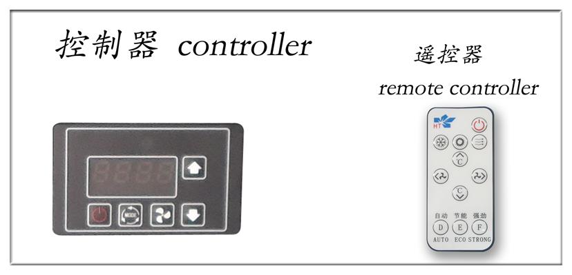 Cab air conditioner