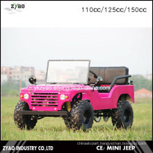 Hot Sale Mini Jeep 4X4 Jeep Winch Car Jeep Chinese Jeep