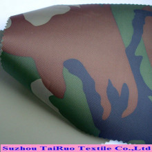 Camouflage Printed and PVC Coated Oxford with Waterproof