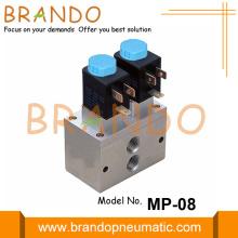 Électrovanne de concentrateur d'oxygène 4/2 voies 12VDC 24VDC
