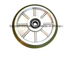 Kone High-Speed Elevator Wheel Used for Elevator/Lift
