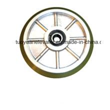 Скоростных лифта kone колесо для Лифт