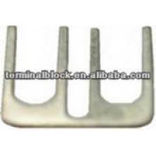 BJ-080A02 Elektrischer Steckverbinder Barrier Klemmenblock Jumper