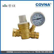 Válvula de reducción de presión de vapor válvula de alivio de presión regulable válvula reductora de presión de aire con certificado CE