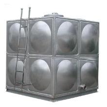 304/316 Stamping formando tanque de armazenamento de água de solda de aço inoxidável