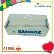 Kleine Plastik Medizin Pille Tablett Mit Apotheke